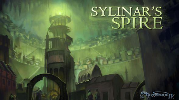 Sylinars Spine