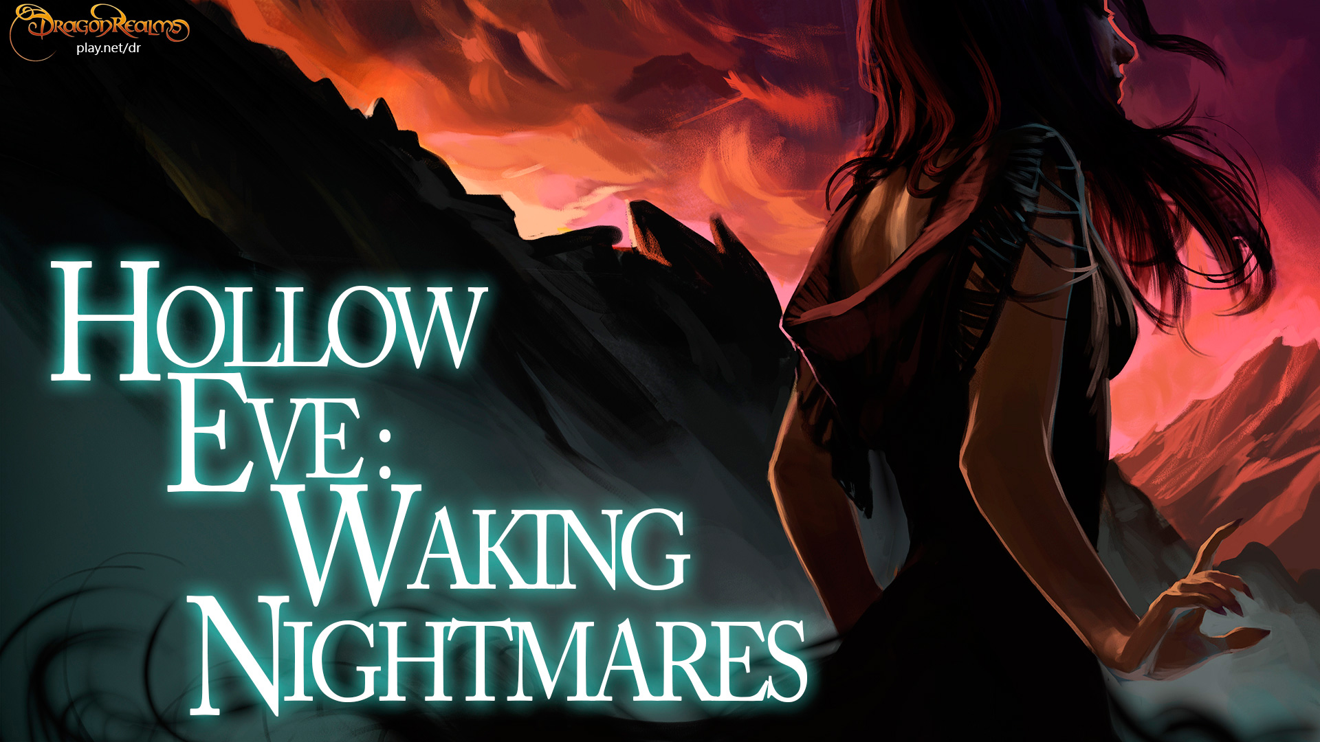 Events Hollow Eve Waking Nightmare Logo
